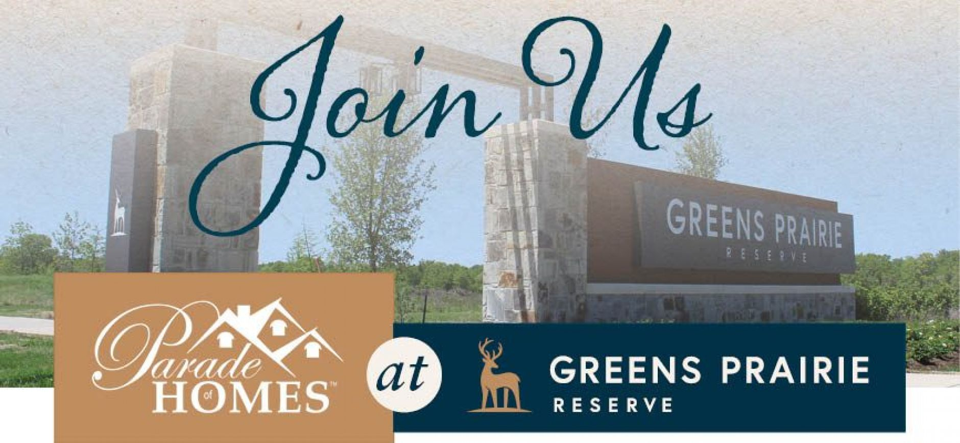 Join Us for Parade of Homes