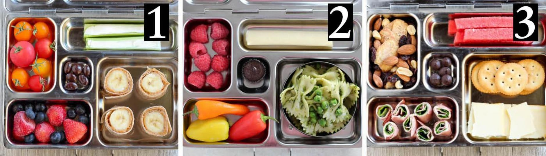Mix & Match Lunches