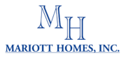 Mariott homes logo web