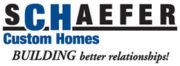 Schaefer custom homes website